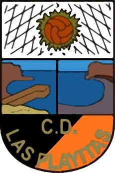 Escudo de C.D. LAS PLAYITAS (ISLAS CANARIAS)