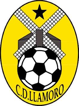 Escudo de C.D. LLAMORO (ISLAS CANARIAS)