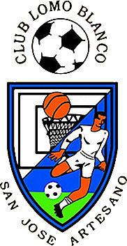 Escudo de C.D. LOMO BLANCO S.J.A. (ILHAS CANÁRIAS)