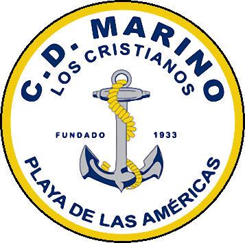 Escudo de C.D. MARINO (ISLAS CANARIAS)