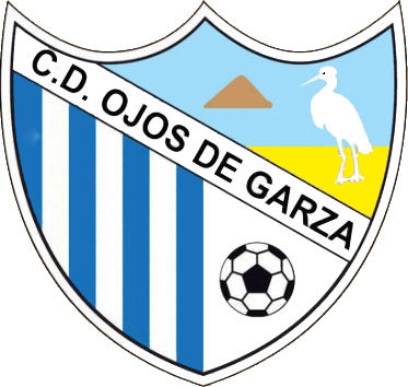 Escudo de C.D. OJOS DE GARZA (ISLAS CANARIAS)