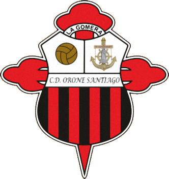 Escudo de C.D. ORONE SANTIAGO (ISLAS CANARIAS)