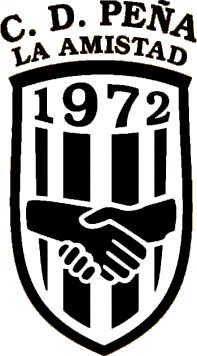 Escudo de C.D. PEÑA LA AMISTAD (ISLAS CANARIAS)