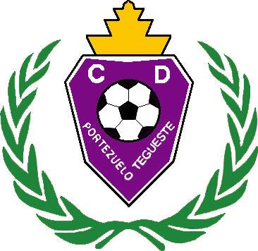 Escudo de C.D. PORTEZUELO (ISLAS CANARIAS)