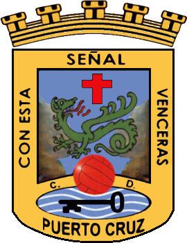 Escudo de C.D. PUERTO CRUZ (ISLAS CANARIAS)
