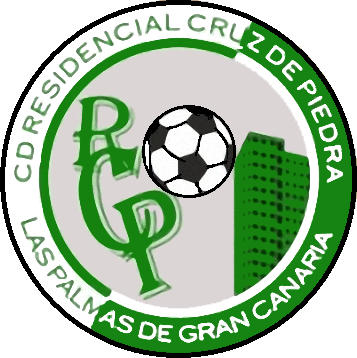 Escudo de C.D. RESIDENCIAL CRUZ DE PIEDRA (ISLAS CANARIAS)