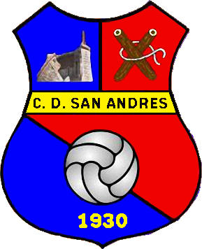 Escudo de C.D. SAN ANDRES (ISLAS CANARIAS)