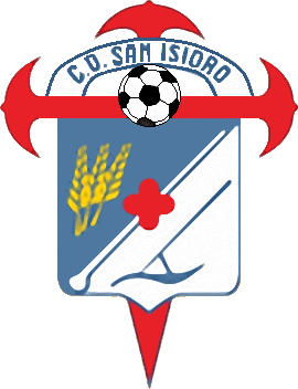 Escudo de C.D. SAN ISIDRO (LP) (ISLAS CANARIAS)