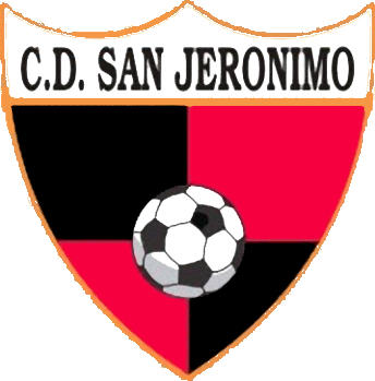 Escudo de C.D. SAN JÉRONIMO (IC) (ISLAS CANARIAS)
