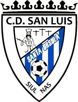 Escudo de C.D. SAN LUIS SIULNAS (ISLAS CANARIAS)