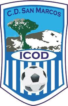 Escudo de C.D. SAN MARCOS ICOD (ISLAS CANARIAS)