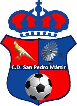 Escudo de C.D. SAN PEDRO MÁRTIR (ISLAS CANARIAS)
