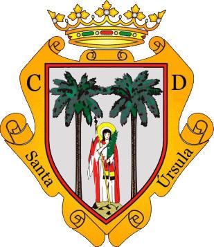 Escudo de C.D. SANTA ÚRSULA (ILHAS CANÁRIAS)