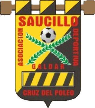 Escudo de C.D. SAUCILLO (ISLAS CANARIAS)