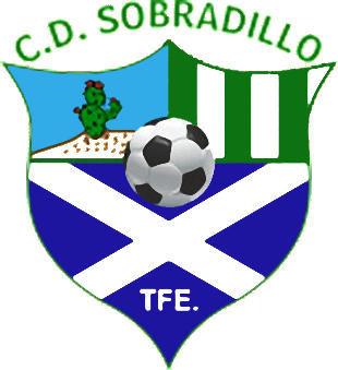 Escudo de C.D. SOBRADILLO (ISLAS CANARIAS)