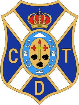 Escudo de C.D. TENERIFE (ISLAS CANARIAS)
