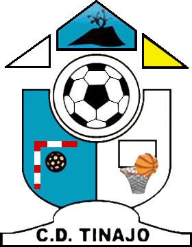Escudo de C.D. TINAJO (ISLAS CANARIAS)