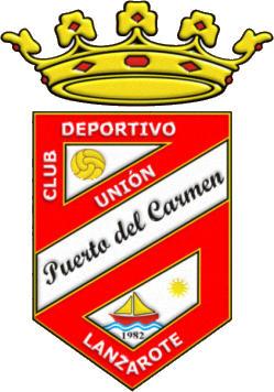 Escudo de C.D. UNIÓN PUERTO DEL CARMEN (ISLAS CANARIAS)