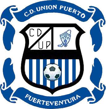 Escudo de C.D. UNIÓN PUERTO DEL ROSARIO (ISLAS CANARIAS)
