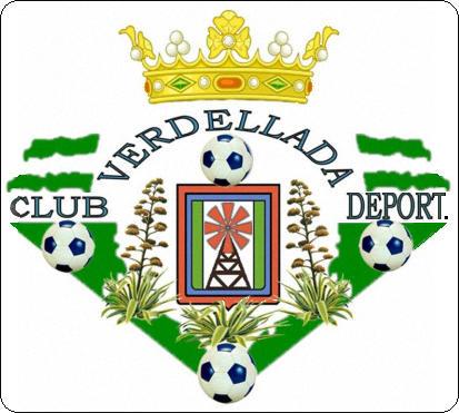 Escudo de C.D. VERDELLADA (ISLAS CANARIAS)