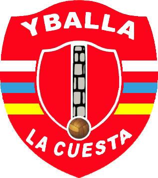 Escudo de C.D. YBALLA LA CUESTA (ISLAS CANARIAS)