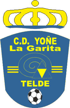 Escudo de C.D. YOÑE LA GARITA (ISLAS CANARIAS)