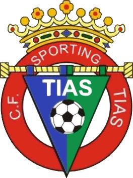 Escudo de C.F SPORTING TÍAS (ISLAS CANARIAS)