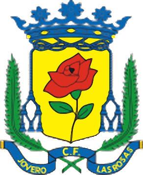 Escudo de C.F. JOVERO LAS ROSAS (ISLAS CANARIAS)