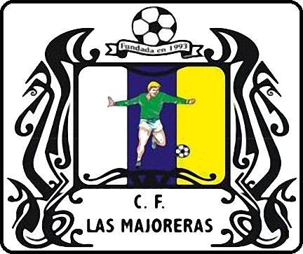 Escudo de C.F. LAS MAJORERAS (ISLAS CANARIAS)