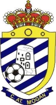 Escudo de C.F. MOGÁN (ILHAS CANÁRIAS)