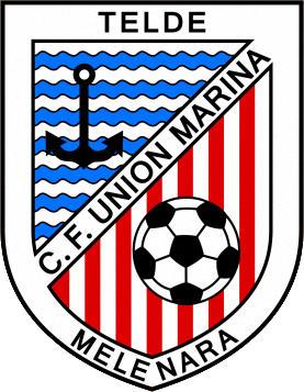 Escudo de C.F. UNIÓN MARINA (ISLAS CANARIAS)