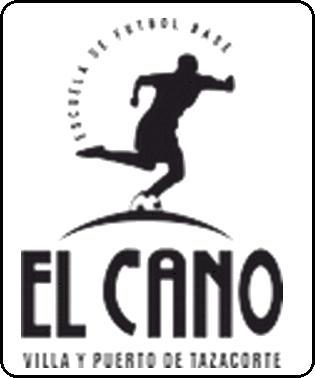 Escudo de E.F. EL CANO (ISLAS CANARIAS)