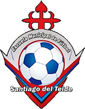 Escudo de E.M.F. SANTIAGO TEIDE-2 (ISLAS CANARIAS)