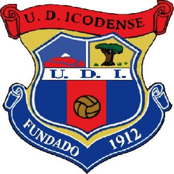 Escudo de GLASSYDUR U.D. ICODENSE (ISLAS CANARIAS)