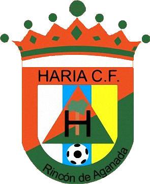 Escudo de HARÍA C.F.(2) (ISLAS CANARIAS)