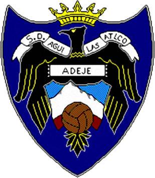 Escudo de S.D. AGUILAS ATL. (ISLAS CANARIAS)