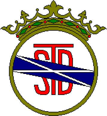 Escudo de S.D. TENISCA  (ILHAS CANÁRIAS)