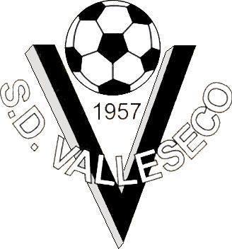 Escudo de S.D. VALLESECO (ISLAS CANARIAS)