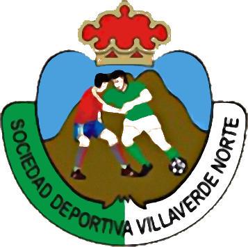 Escudo de S.D. VILLAVERDE NORTE (ISLAS CANARIAS)