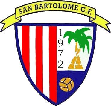 Escudo de SAN BARTOLOMÉ C.F.(2) (ISLAS CANARIAS)