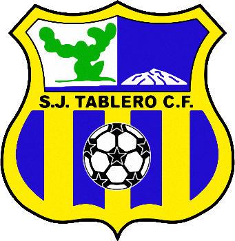 Escudo de SAN JOSÉ TABLERO C.F. (ISLAS CANARIAS)