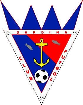 Escudo de SARDINA C.F. (ISLAS CANARIAS)