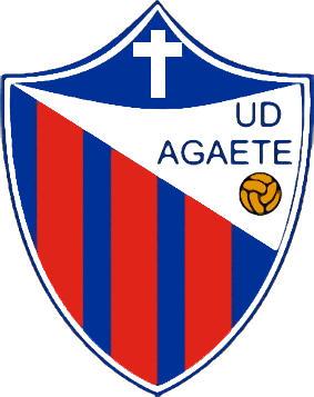 Escudo de U.D. AGAETE (ISLAS CANARIAS)