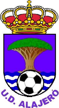 Escudo de U.D. ALAJERÓ (ISLAS CANARIAS)