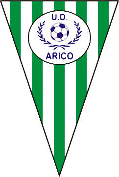 Escudo de U.D. ARICO (ISLAS CANARIAS)