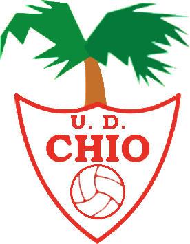 Escudo de U.D. CHIO (ISLAS CANARIAS)