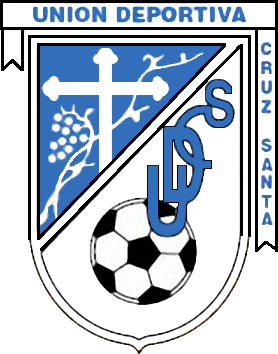 Escudo de U.D. CRUZ SANTA (ISLAS CANARIAS)