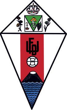 Escudo de U.D. FUENCALIENTE (ISLAS CANARIAS)