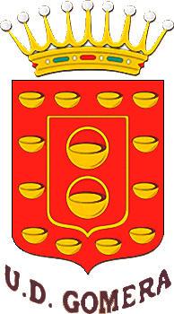 Escudo de U.D. GOMERA (ISLAS CANARIAS)