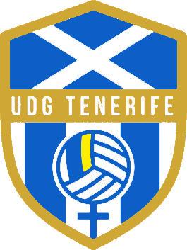 Escudo de U.D. GRANADILLA TENERIFE (ISLAS CANARIAS)